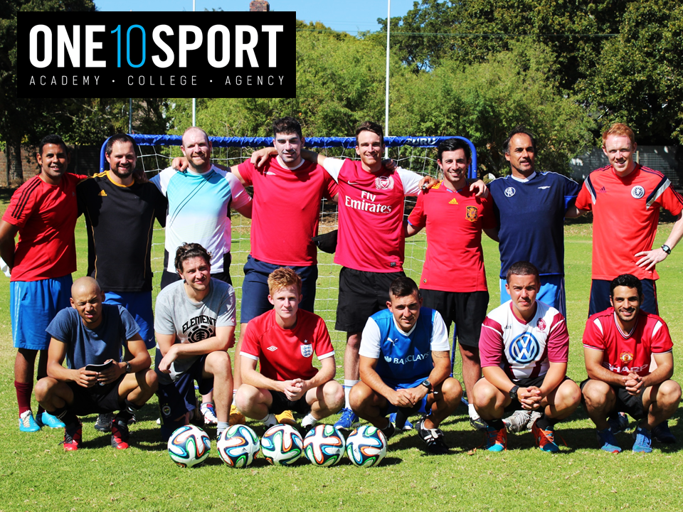 image of UEFA Coaching Courses in South Africa