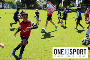 Image of Holiday Soccer Clinic in Cape Town Southern Suburbs