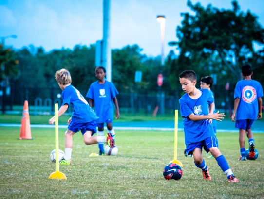 Soccer Holiday Clinics in Cape Town (Sport Coaching Clinics)