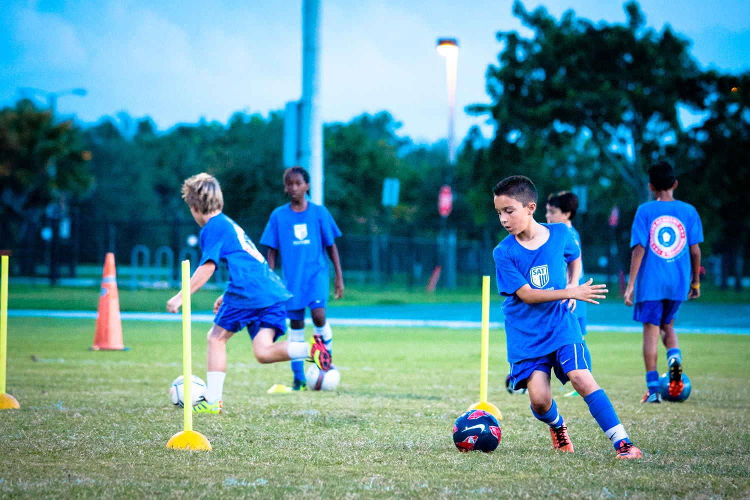 image of Holiday hockey clinics and soccer clinics for kids in cape town