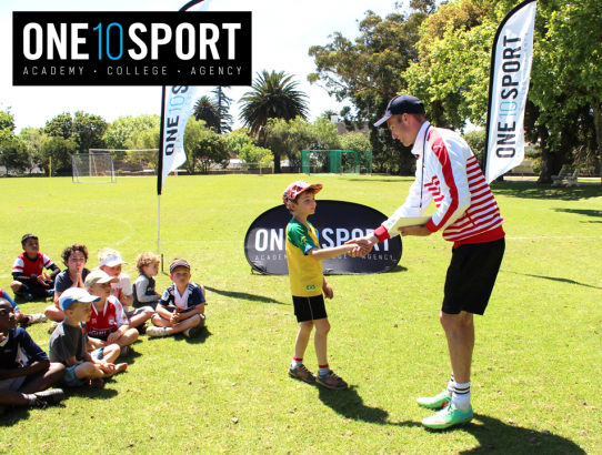Holiday Sports Clinic in Cape Town
