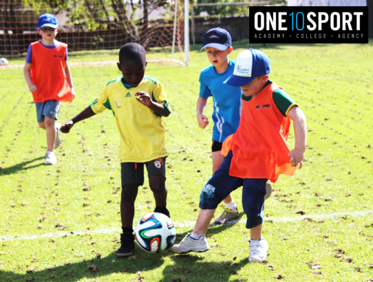 Soccer Parties for kids in Cape Town and Somerset West (Sports parties)