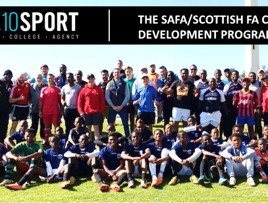 Scottish FA/SAFA Coach Development Programme