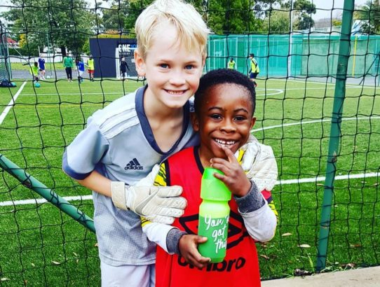 Week 2: July Holiday Soccer Clinic