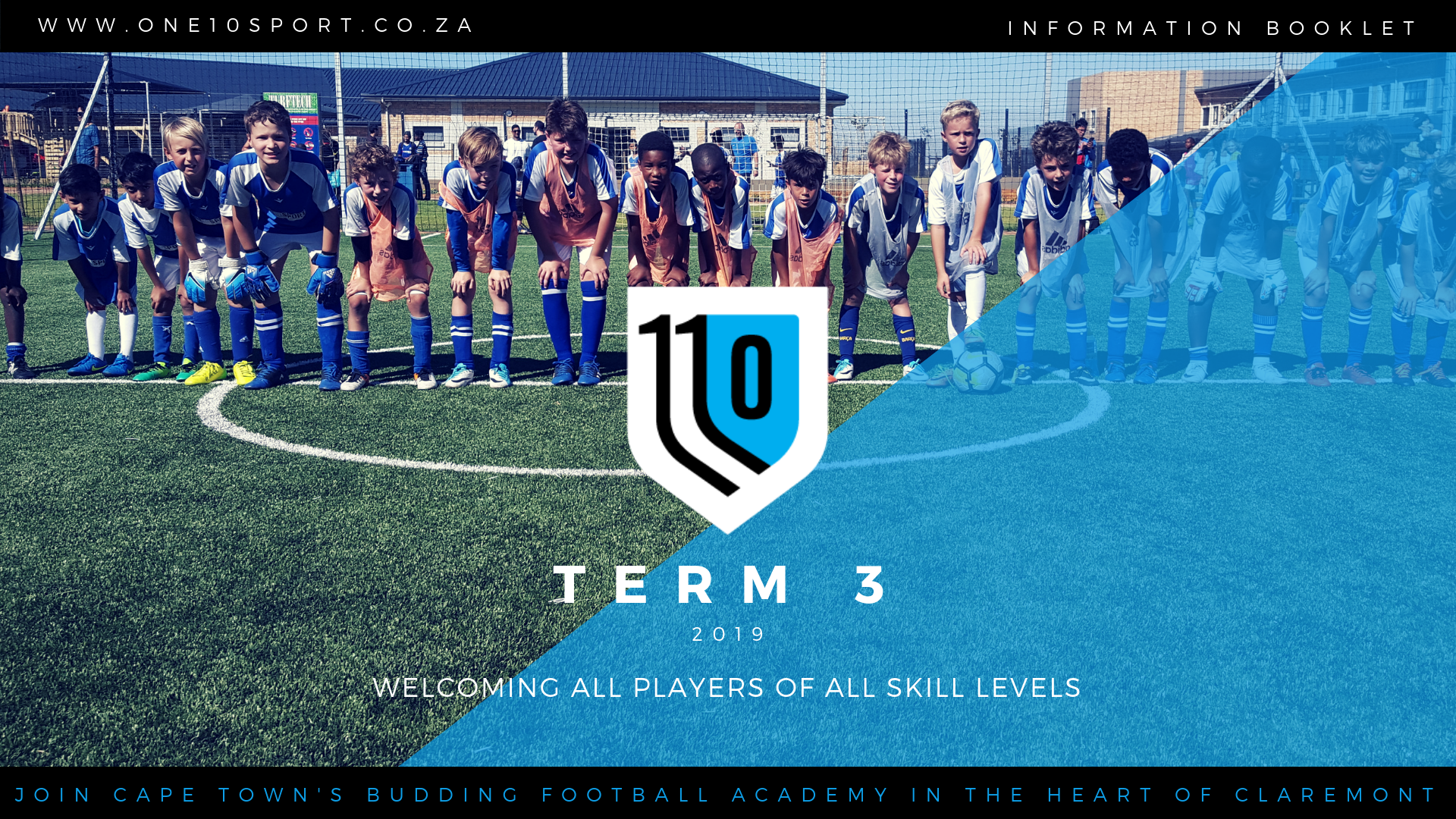 Football Academy in the Southern Suburbs, Cape Town