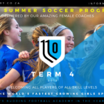 Girls Summer Soccer Programme, Southern Suburbs, Claremont, Cape Town