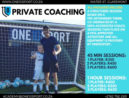 ONE10SPORT Private Coaching