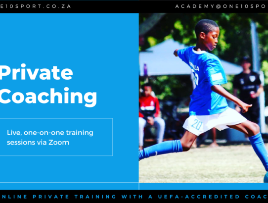 Online Private Coaching