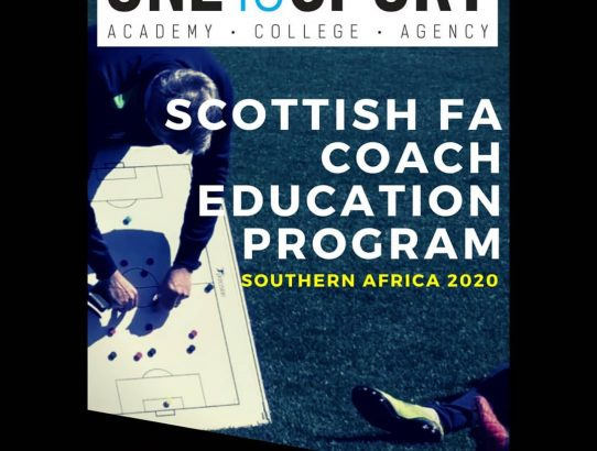 The Scottish FA Coach Education Programme kicks-off today!