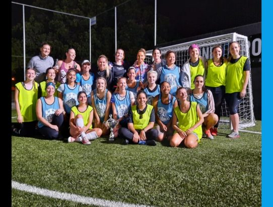 Meet the Ladies League