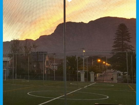 With a view like this, all the goals we score look just a little bit prettier.