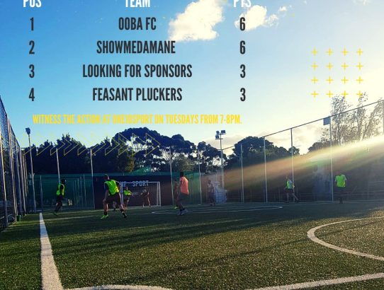 This season is tight 🔥 Stay tuned for more updates. ⚽