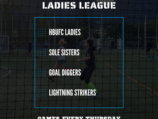 Ladies League Kicks off!